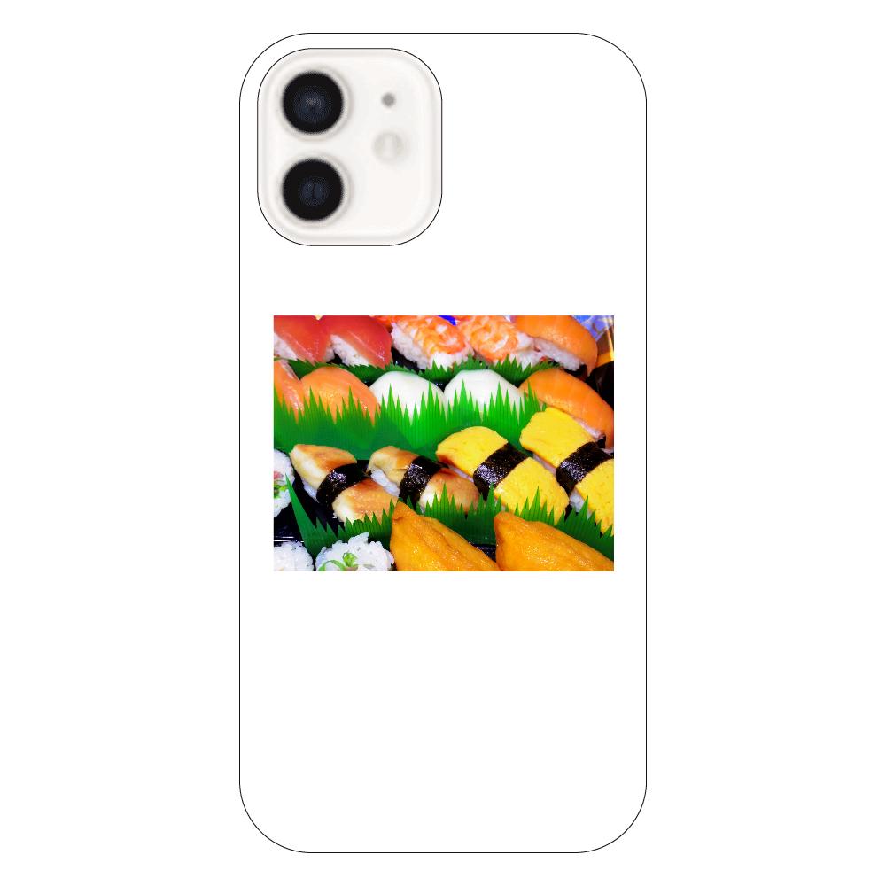 握り寿司 iPhone12(透明)