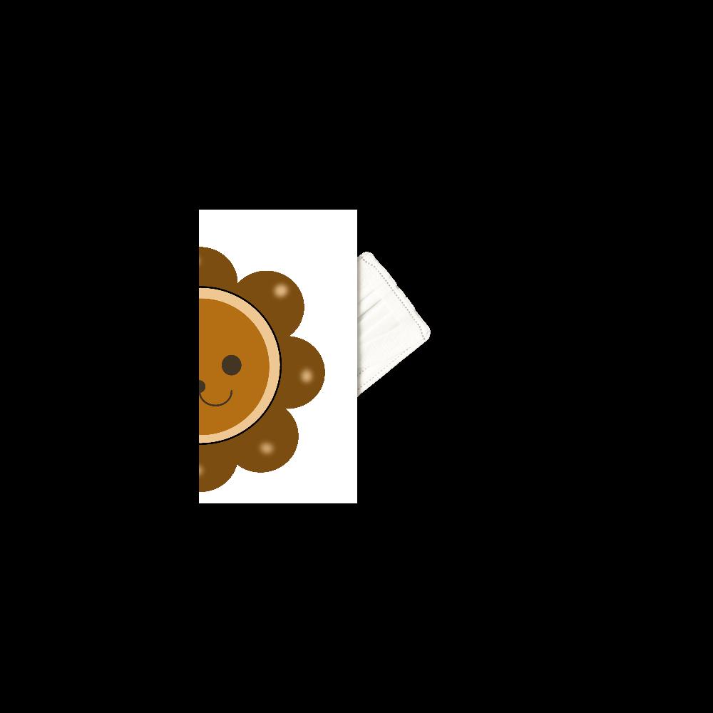 ライオンパン マスクケース