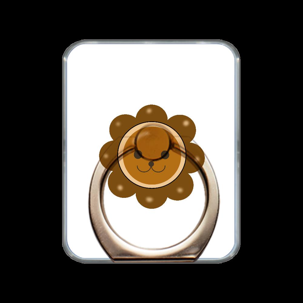 ライオンパン スマホリング
