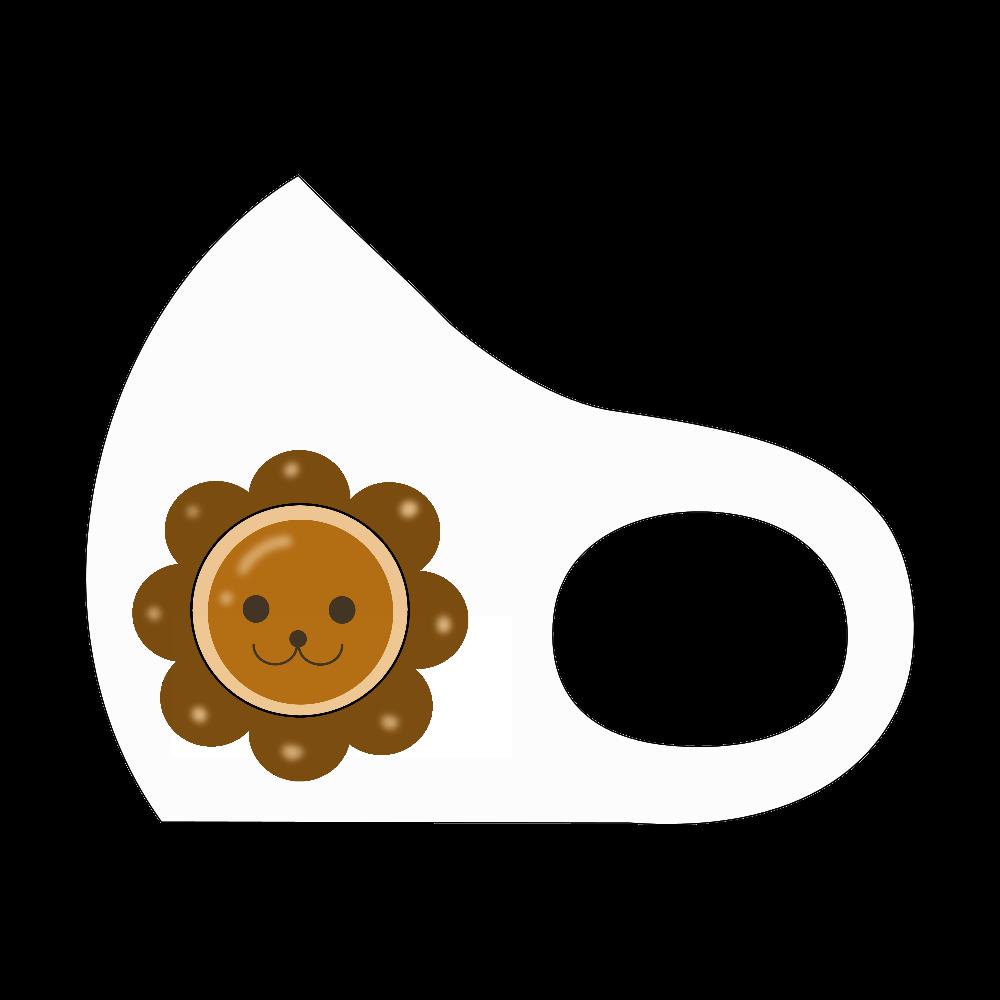 ライオンパン スポーツマスク