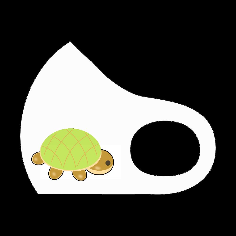 亀パン スポーツマスク