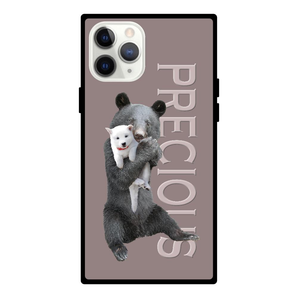 iPhone11 Pro スクエア型強化ガラスケース iPhone11 Pro スクエア型強化ガラスケース