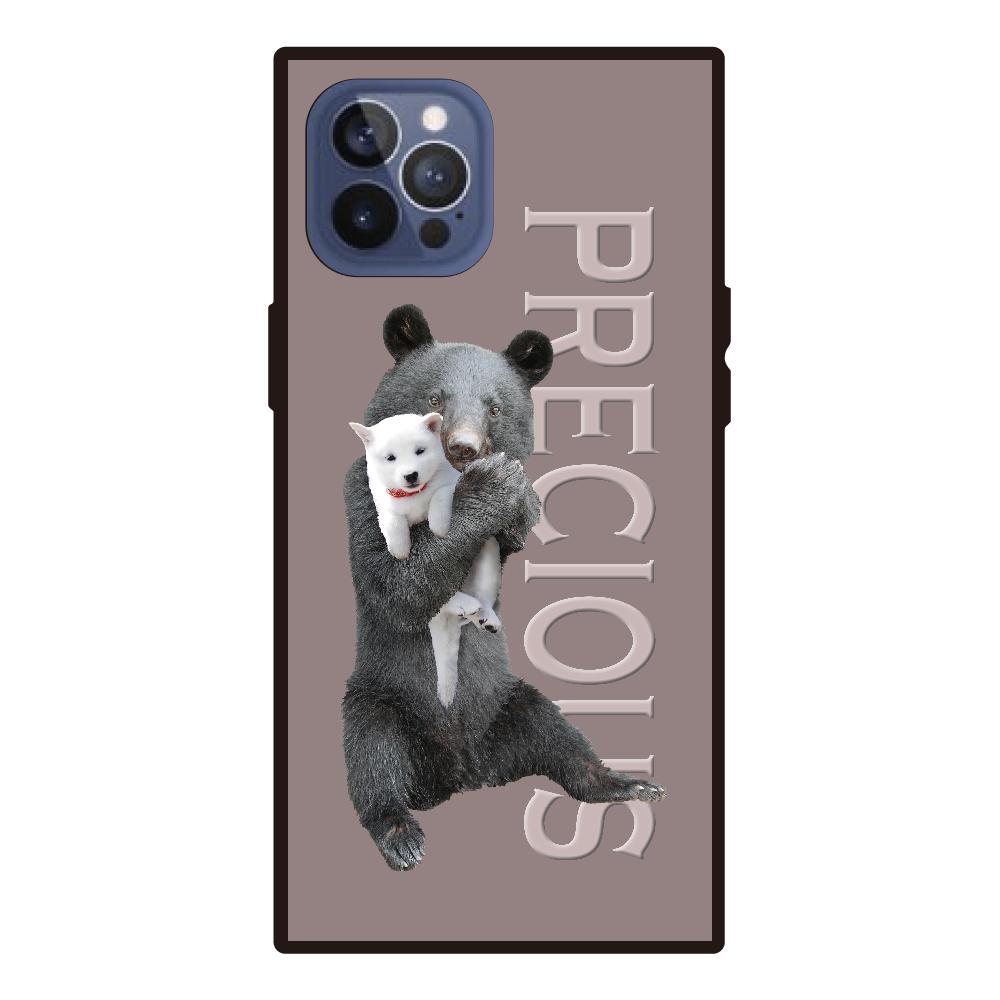 iPhone12pro max 背面強化ガラス(スクエア)ケース iPhone12pro max 背面強化ガラス(スクエア)