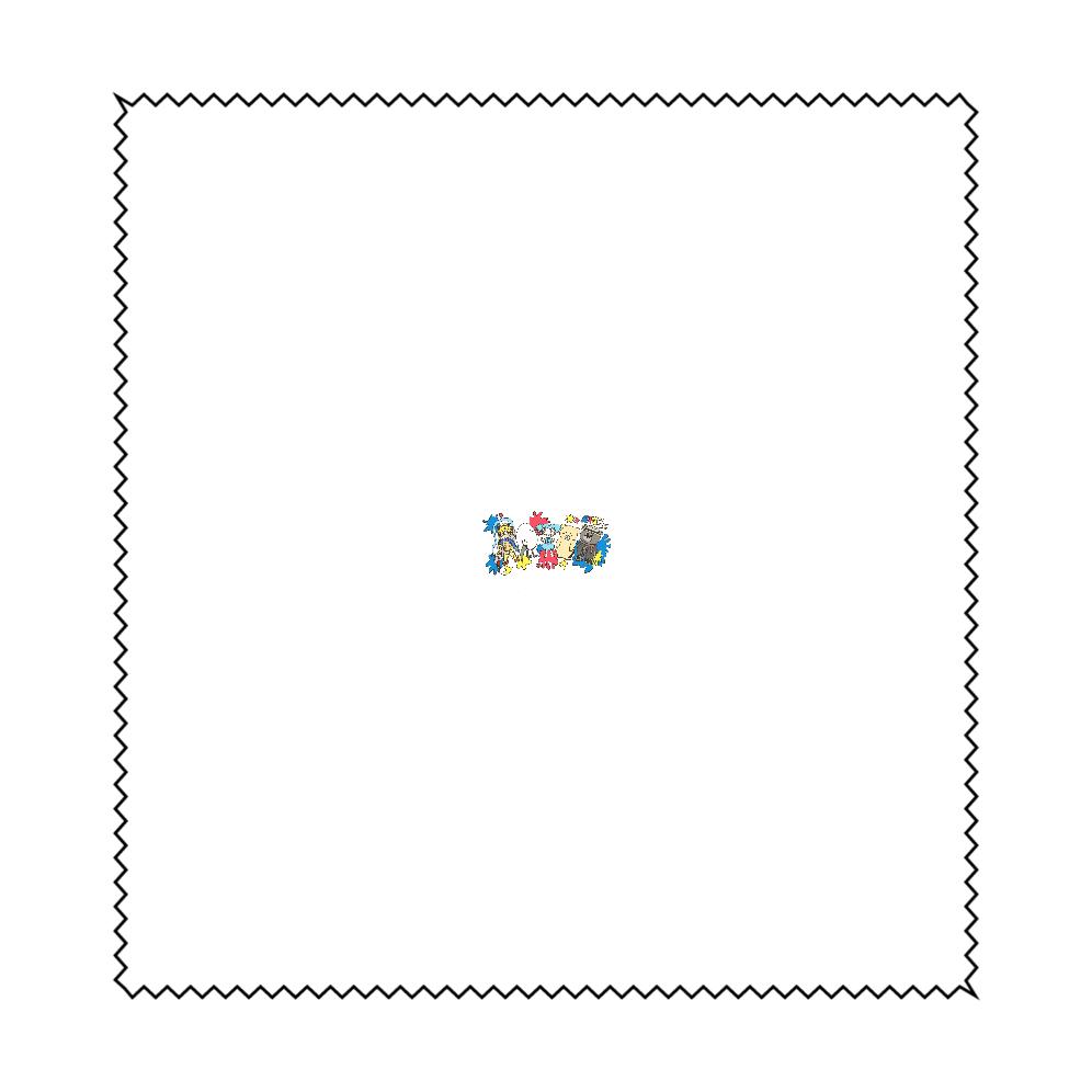 【AIUfes ALL STAR 14th-18th】めがねクロス マイクロファイバーメガネ拭き