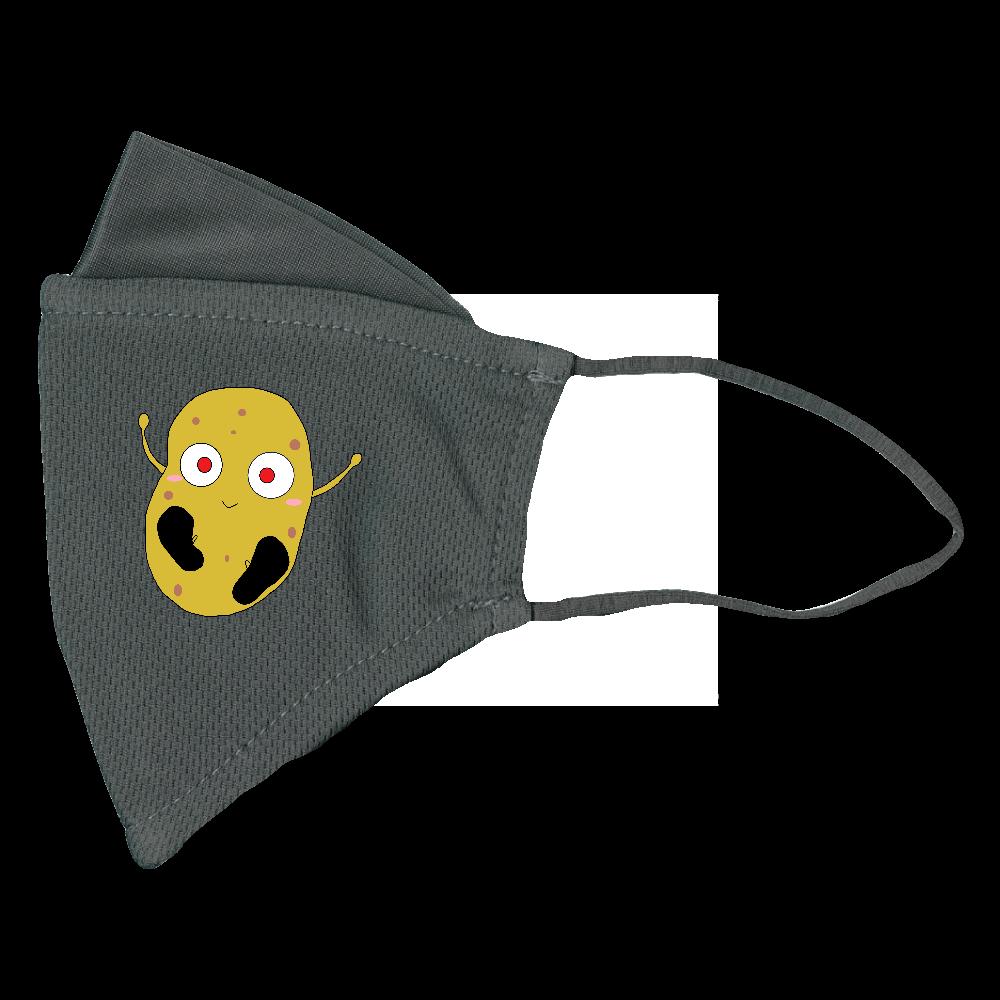 じゃがいもくんぴったりフィットマスク ぴったりフィットマスク(接触冷感)