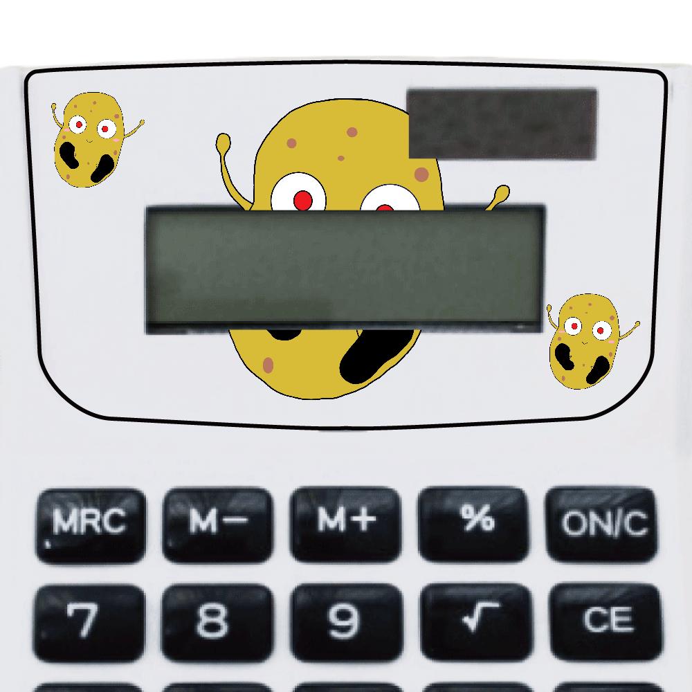 じゃがいもくん電卓 電卓