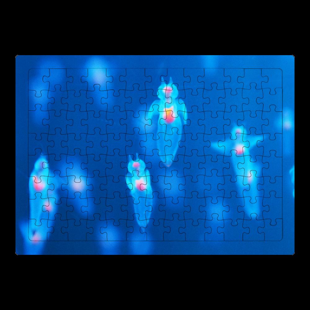 クリオネ-01 ジグソーパズル A4サイズ 104ピース