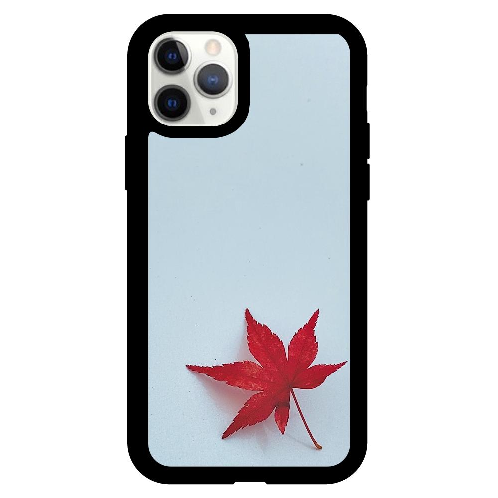 スマホケース:飽きの訪れ。 iPhone11pro クリアパネルラバーケース