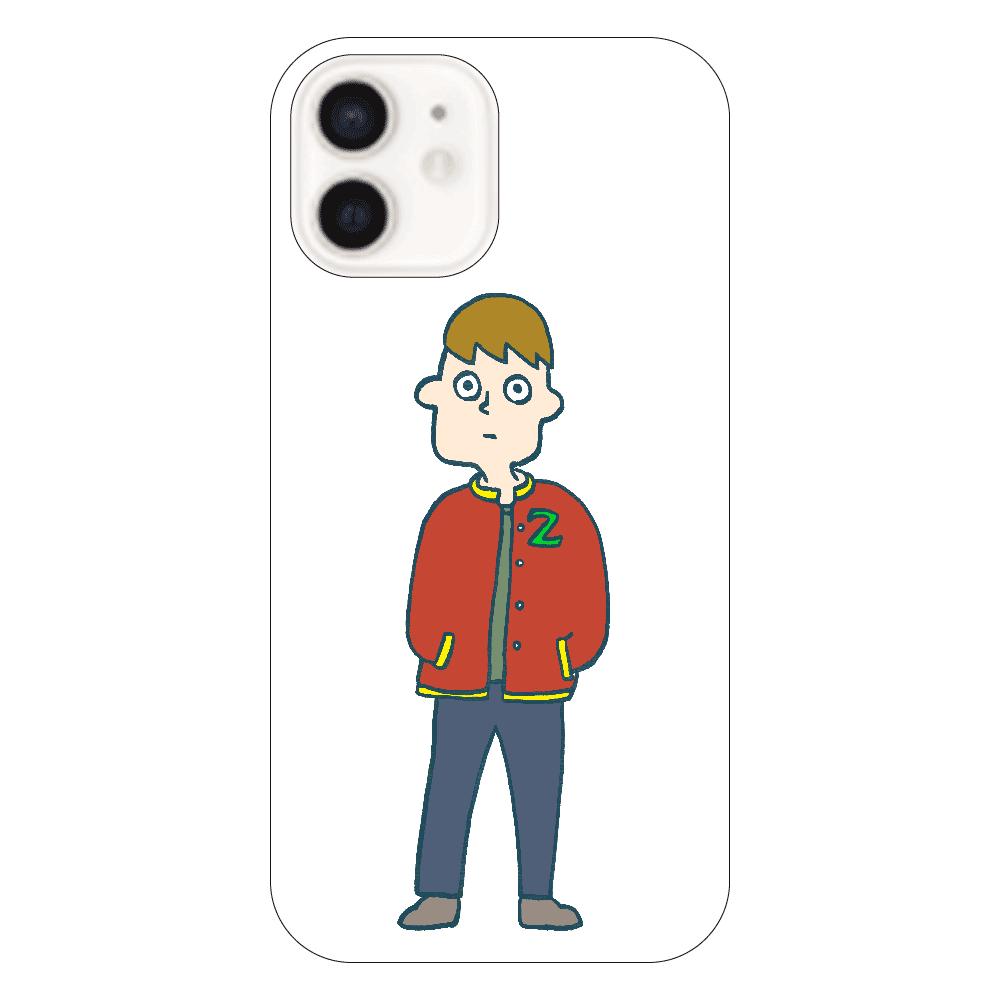幽霊アメフト部員 iPhone12(透明)