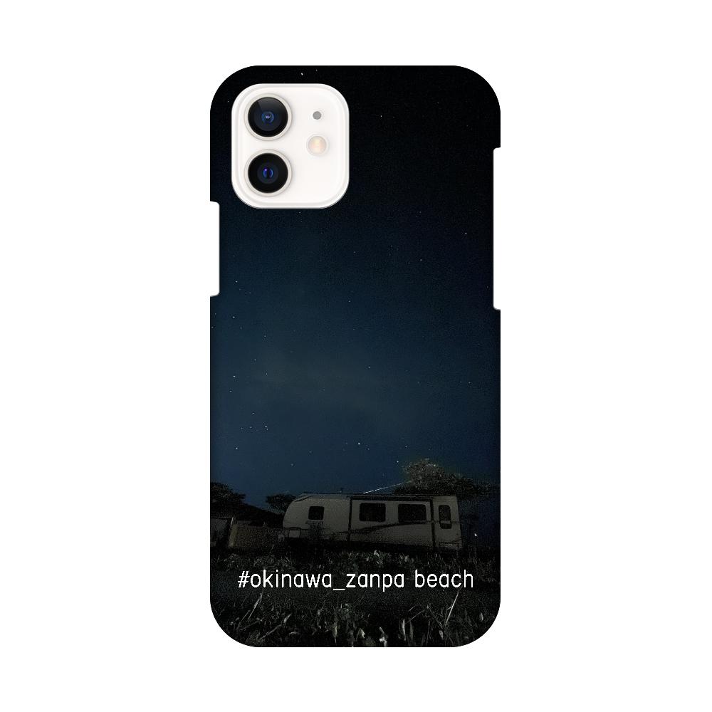 沖縄残波ビーチ【夜】 iPhone12 / 12 Pro