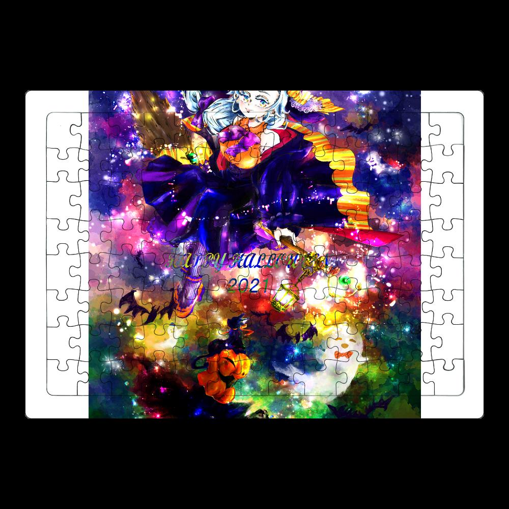 HALLOWEEN2021 ジグソーパズル A4サイズ 104ピース