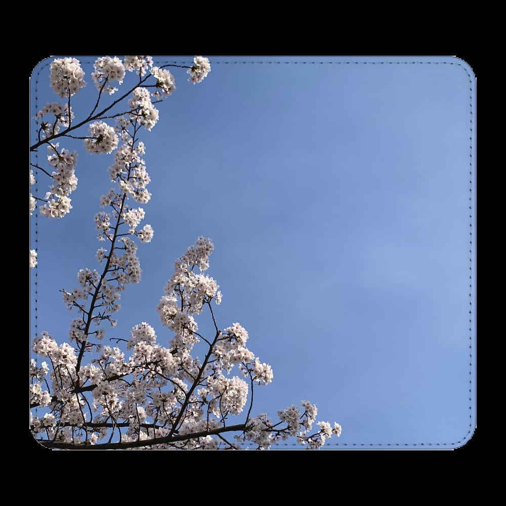桜 マウスパッド