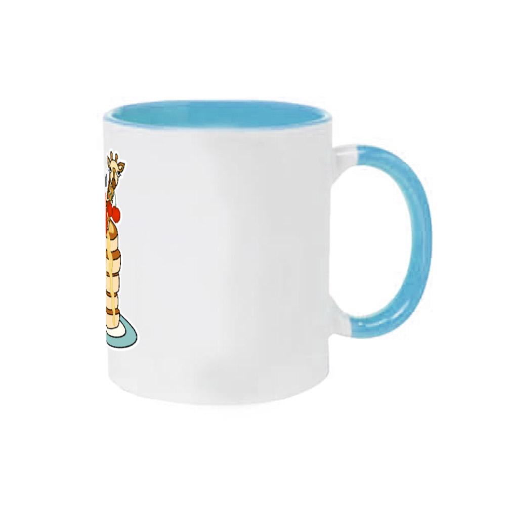 パンケーキリン 2トーンマグカップ