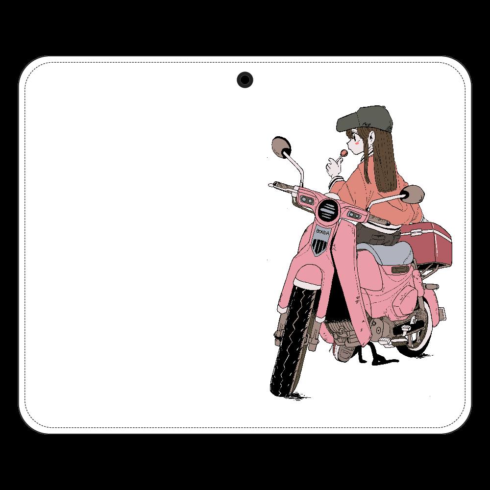 カブガール 帯なし手帳ケース(汎用マルチスライド式パーツ)M