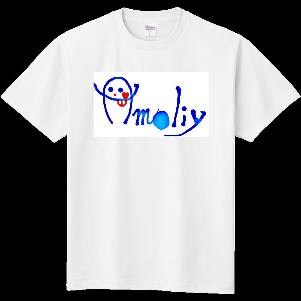 amoliy  ロゴ 定番Tシャツ