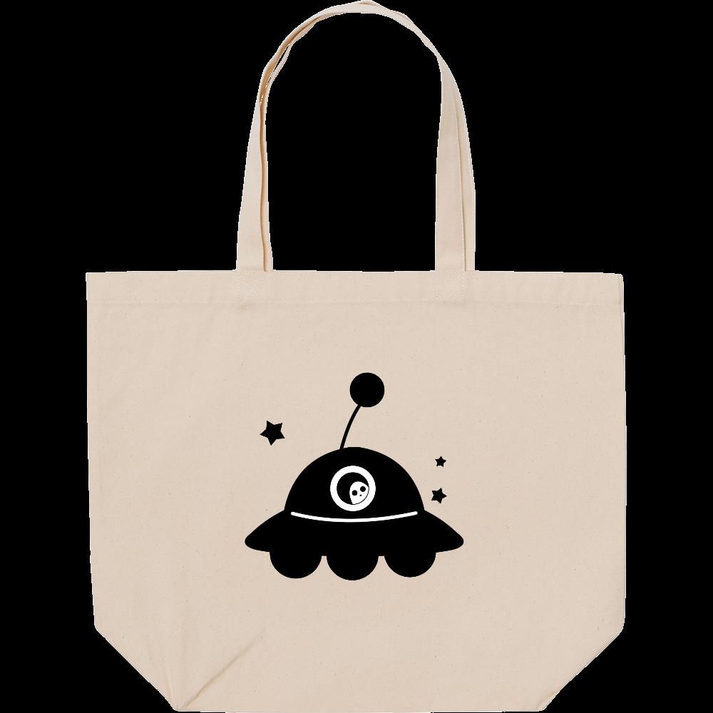 UFO スタンダードキャンバストートバッグ(L) スタンダードキャンバストートバッグ(L)