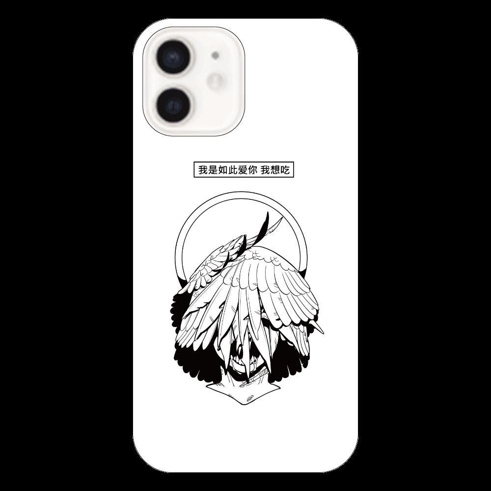 Ω-クリア iPhone12(透明)