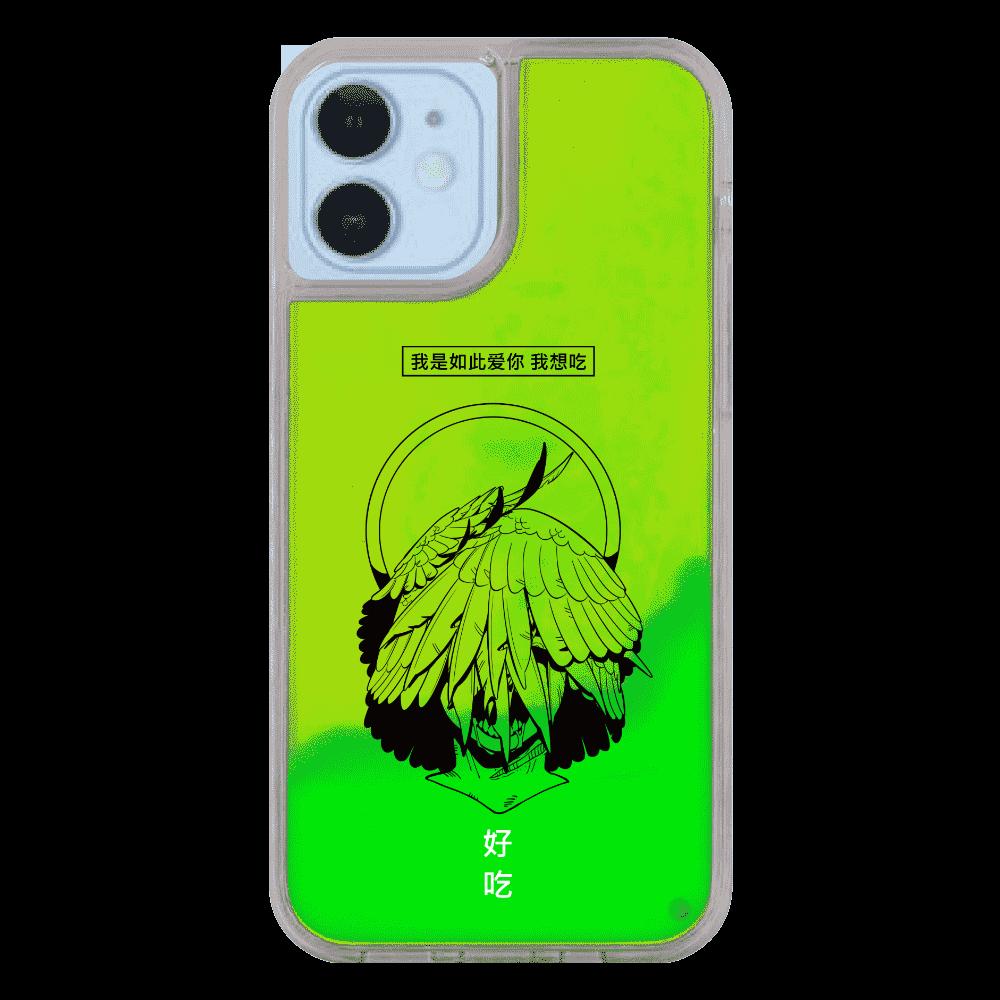 Ω-ネオンサンド iPhone12/12pro ネオンサンドケース