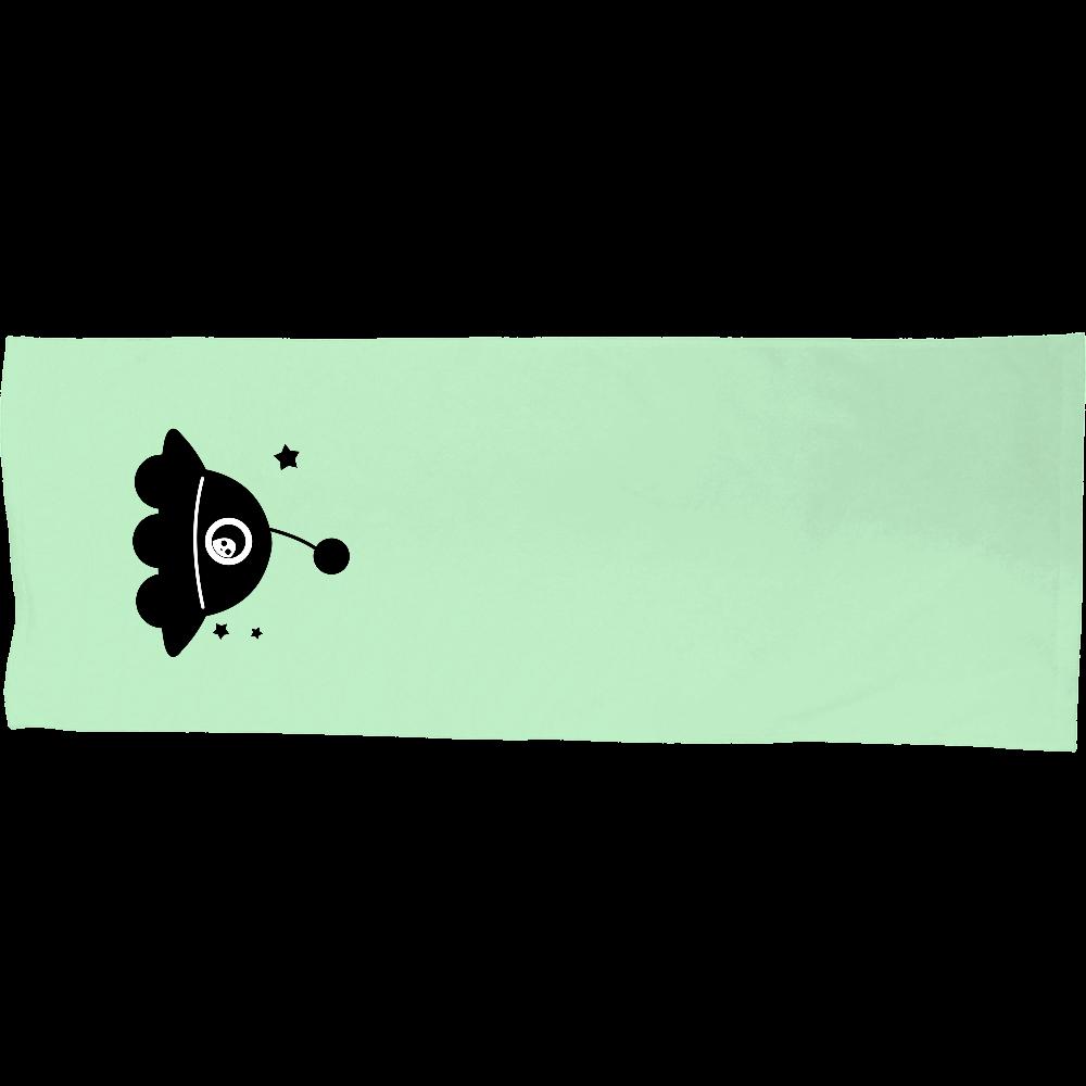 UFO シャーリングスポーツタオル シャーリングスポーツタオル