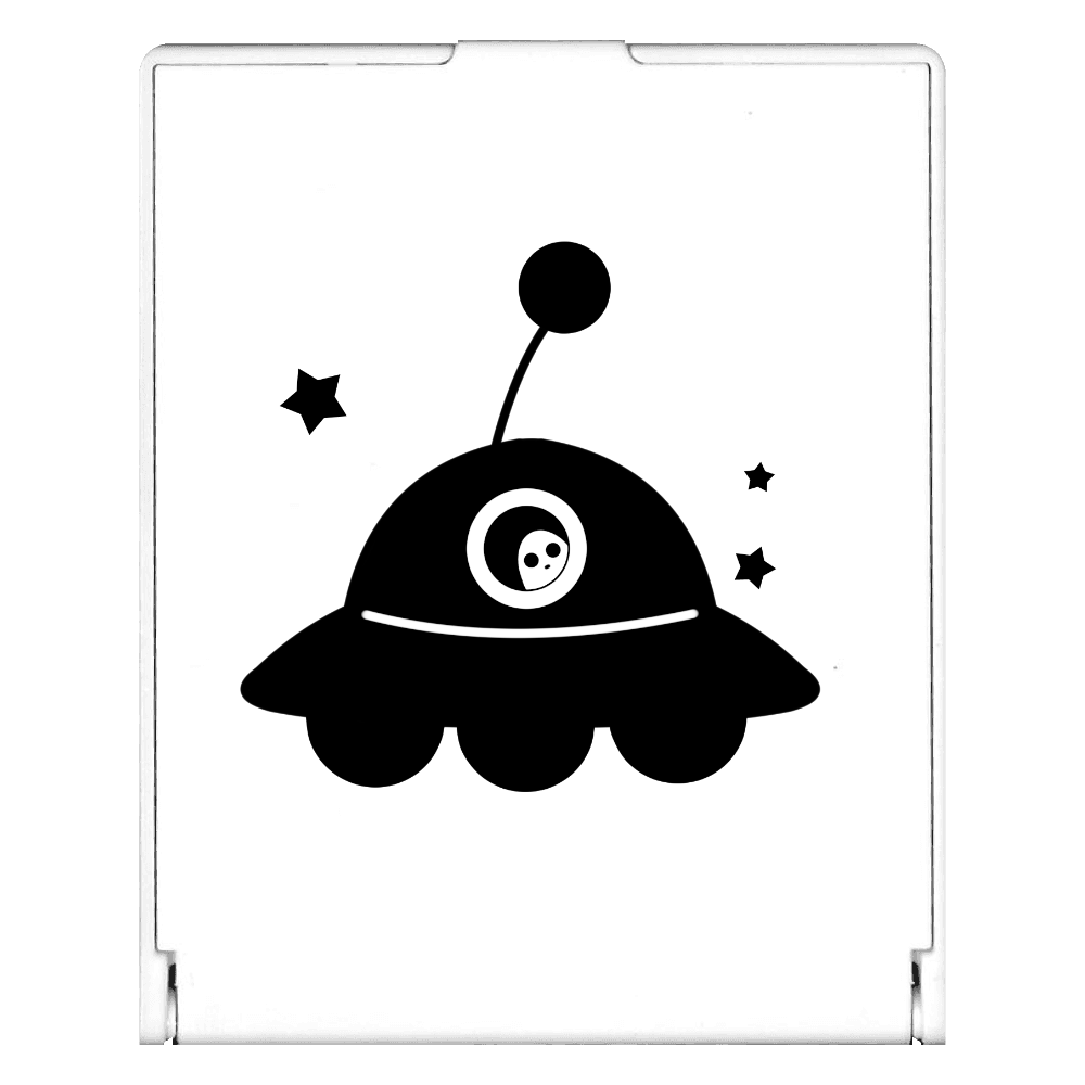 UFO ミラー スクエアミラー