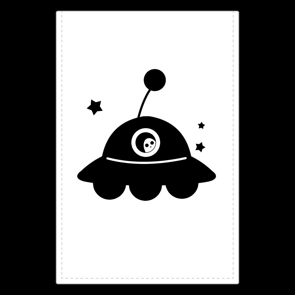 UFO ミラー ソフトレザーミラー