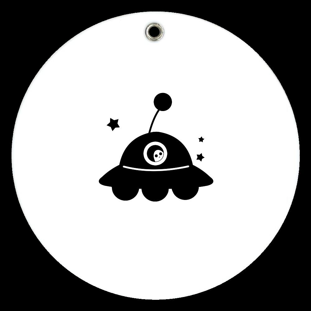 UFO ミラー スライドアクリルミラー ラウンド