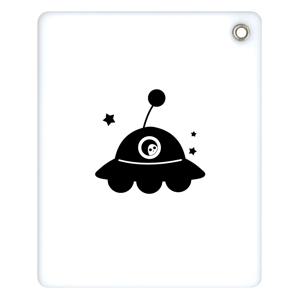 UFO ミラー スライドアクリルミラー スクエア