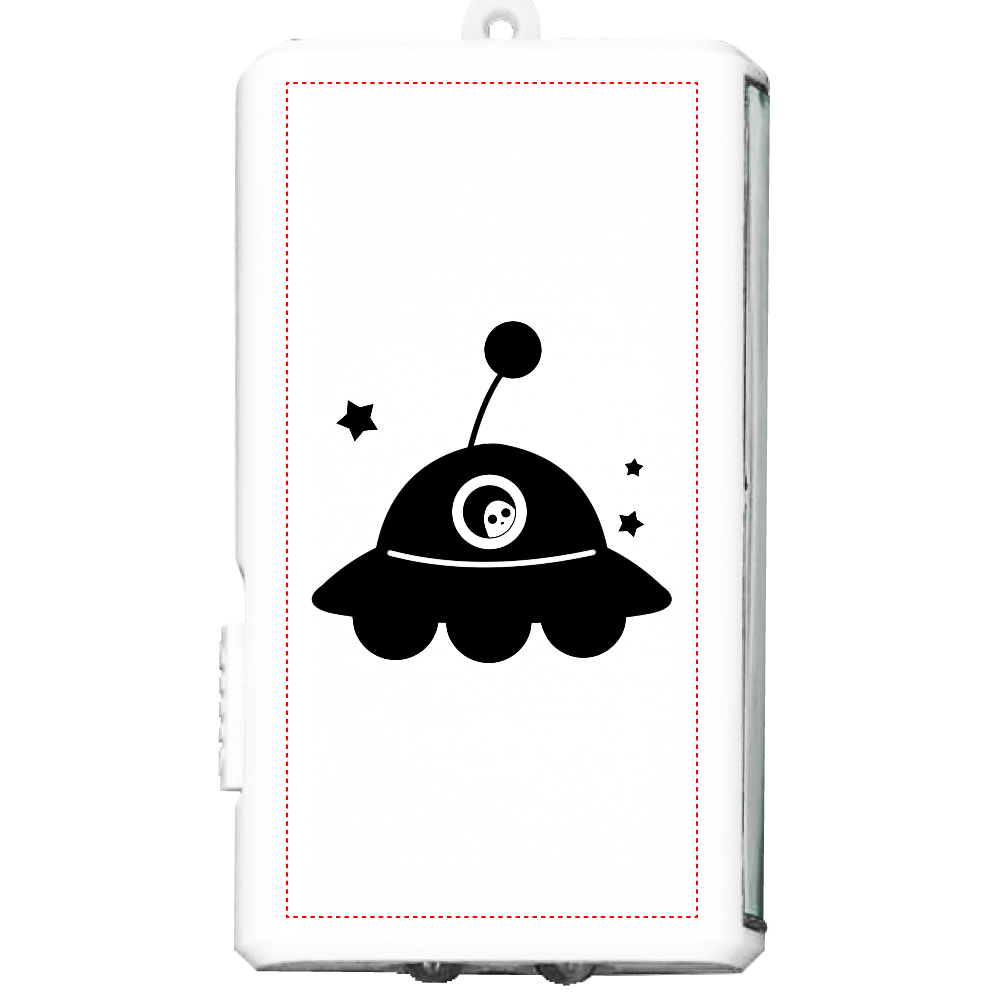 UFO フラットライト オリジナルフラットライト(カラビナ付)