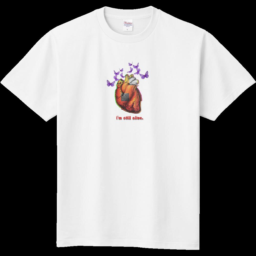 i'm still alive 定番Tシャツ