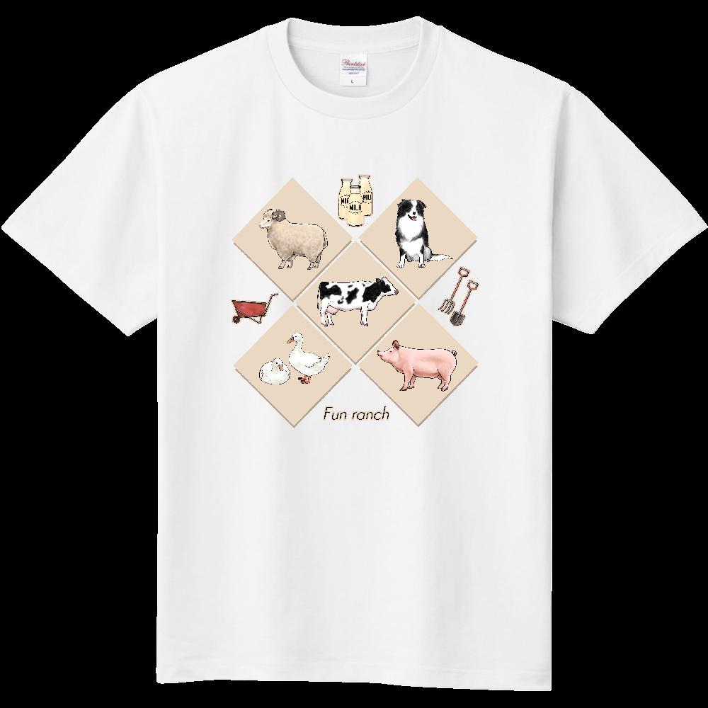 Fun ranch 定番Tシャツ