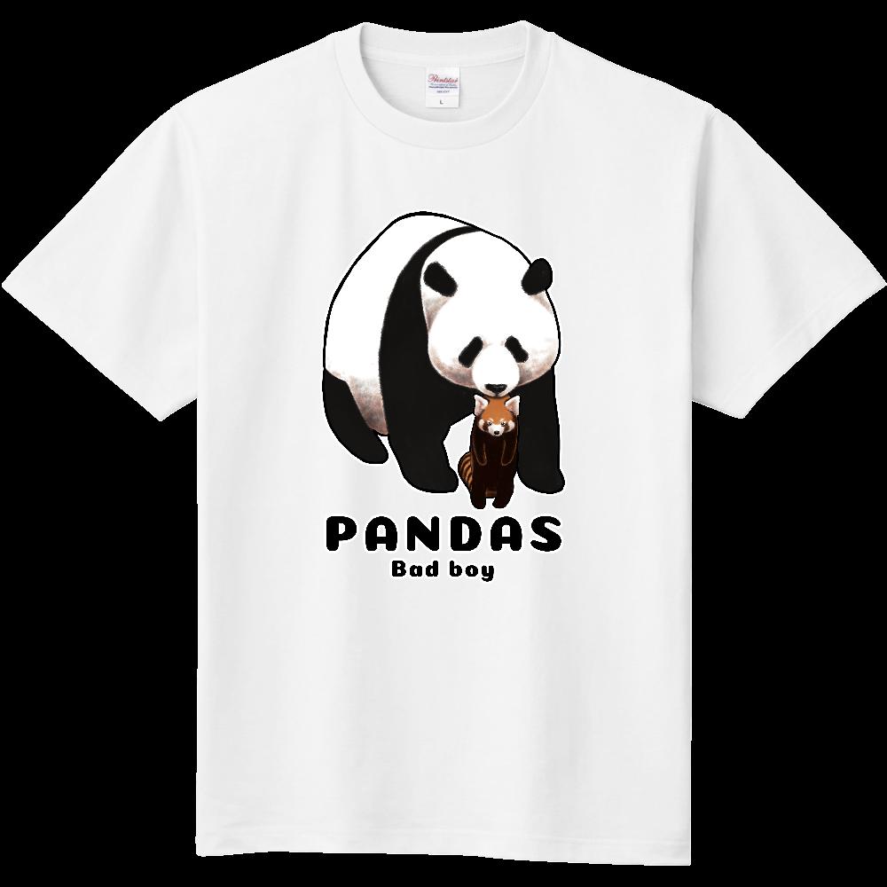 PANDAS【B】 定番Tシャツ