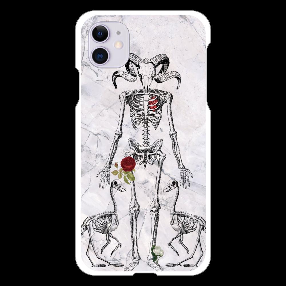 マインド iPhone 11(白)