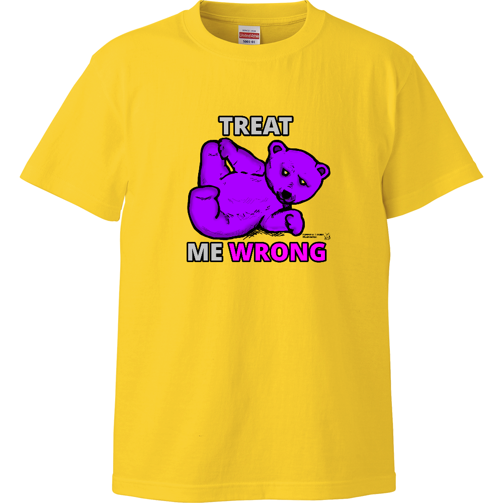 「わるいこ。わるいこ。」オリラボ限定。 ハイクオリティーTシャツ