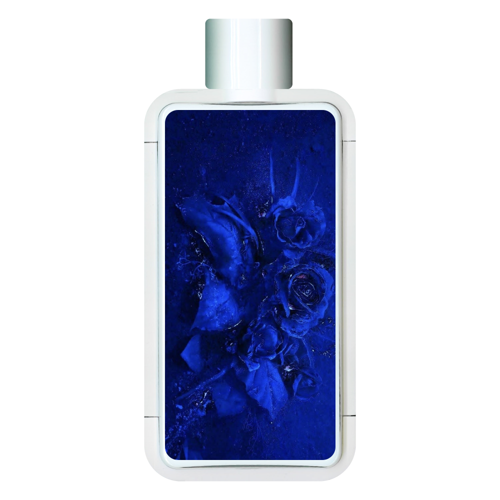 「Blue : Sappfire」 No.9 フレームスクエアボトル