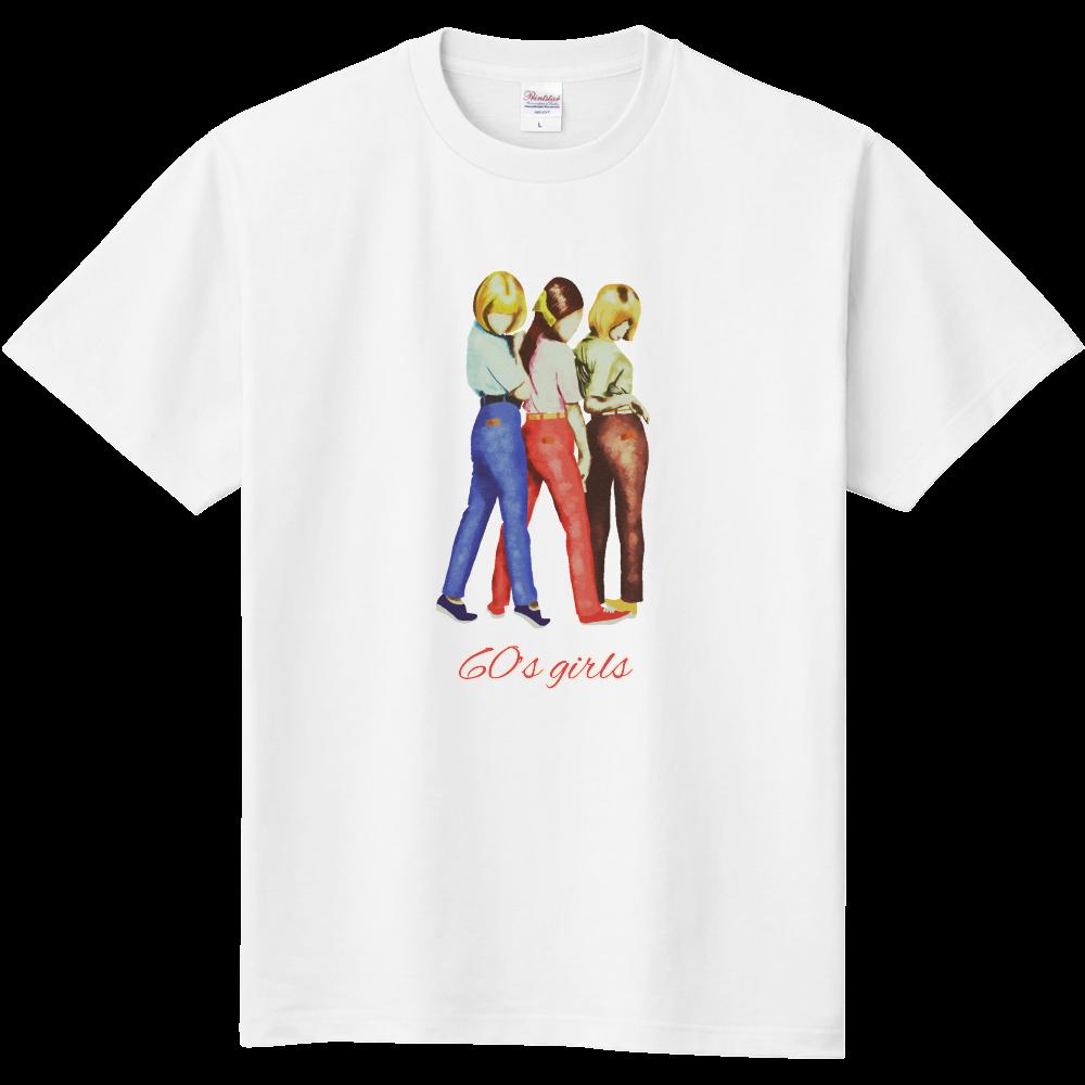 60's girls 定番Tシャツ