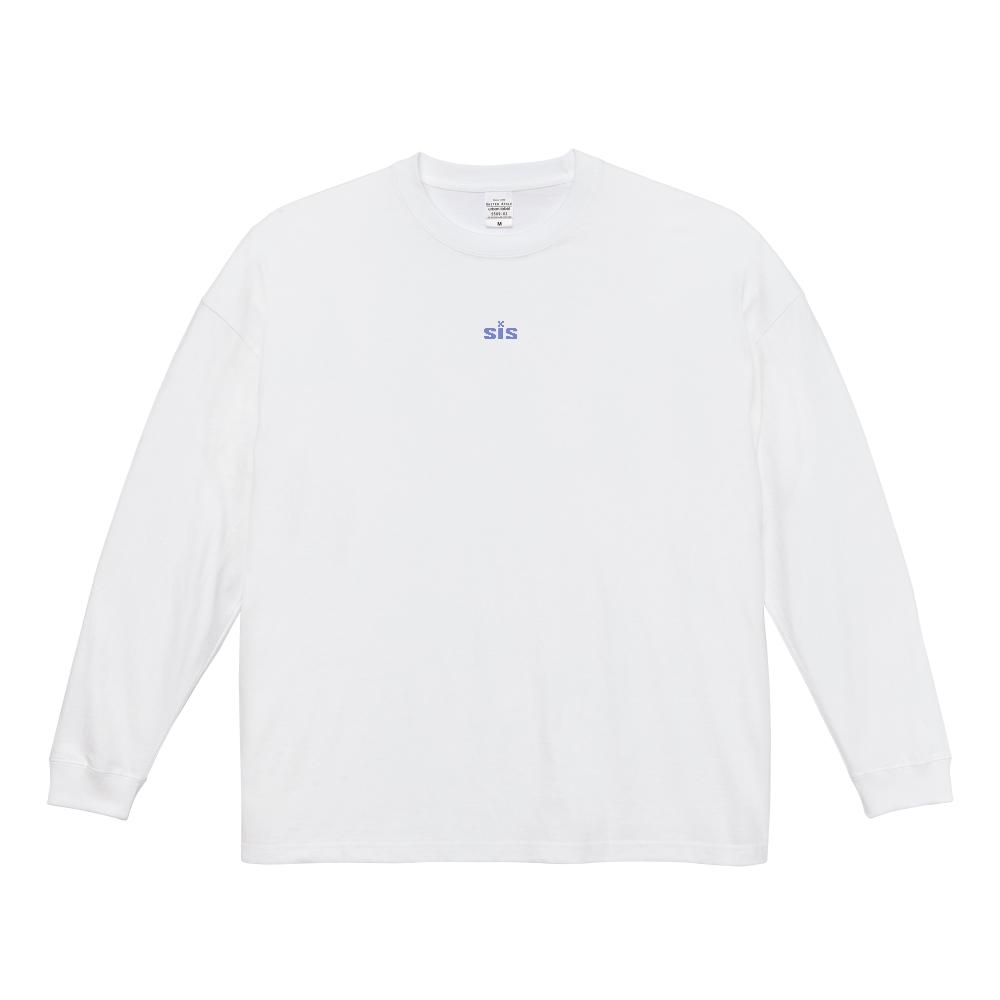 SISUCL. ビッグシルエットTシャツ ビッグシルエットロングスリーブTシャツ