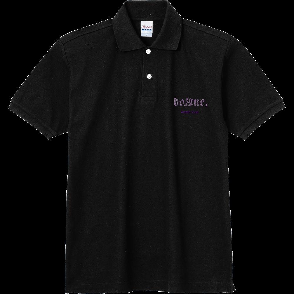 Recollection 定番ポロシャツ