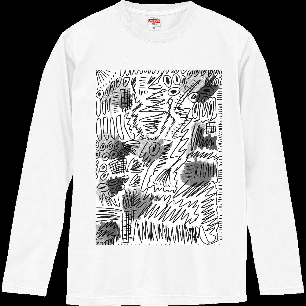 ロングTシャツfom01 ロングスリーブTシャツ