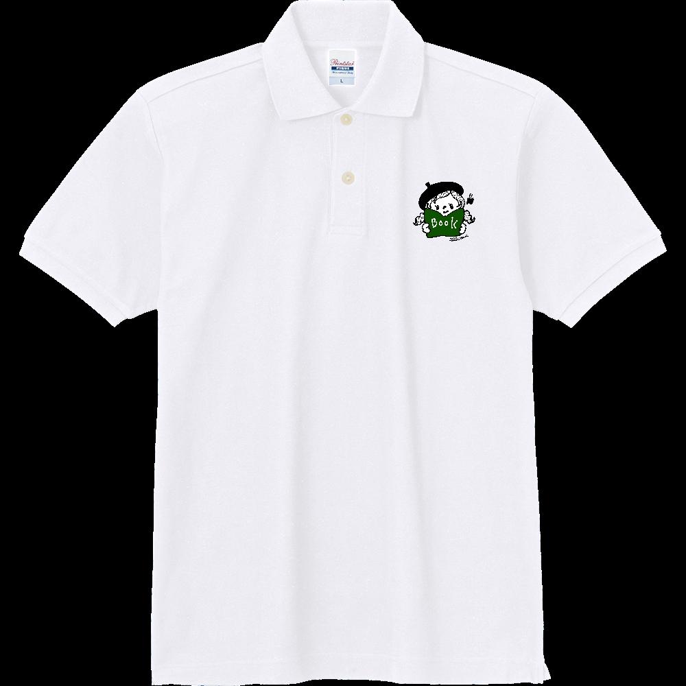 BOOKポロシャツ 定番ポロシャツ