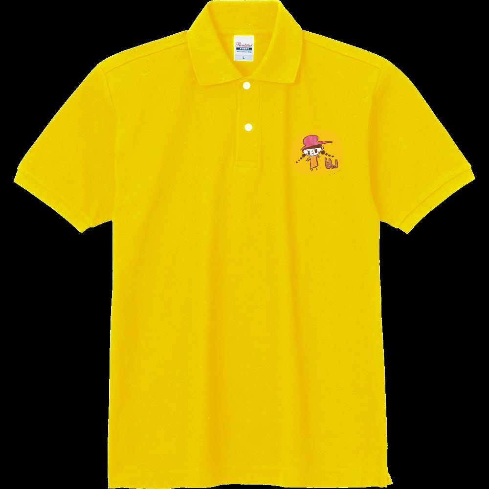 メロちゃんポロシャツ 定番ポロシャツ
