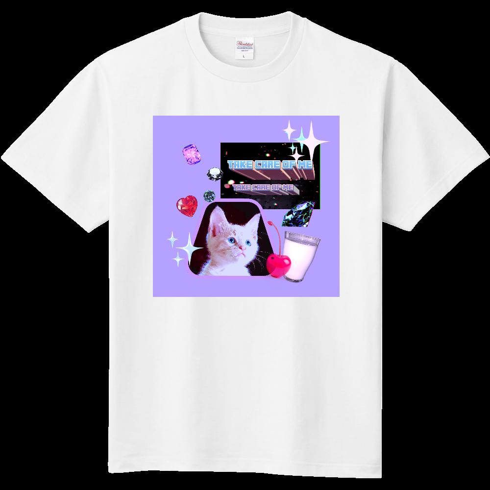 異次元ネコちゃん Tシャツ 定番Tシャツ