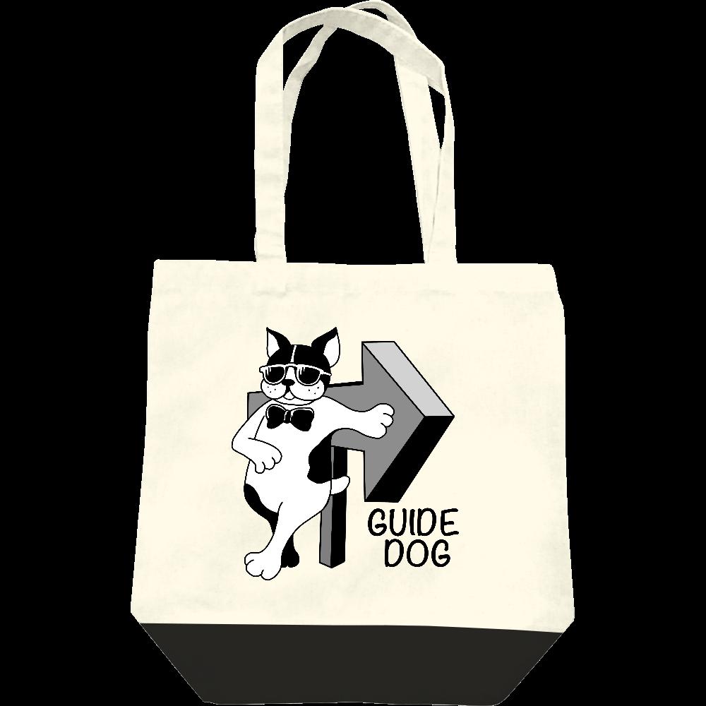 GUIDE DOG レギュラーキャンバストートバッグ(M)