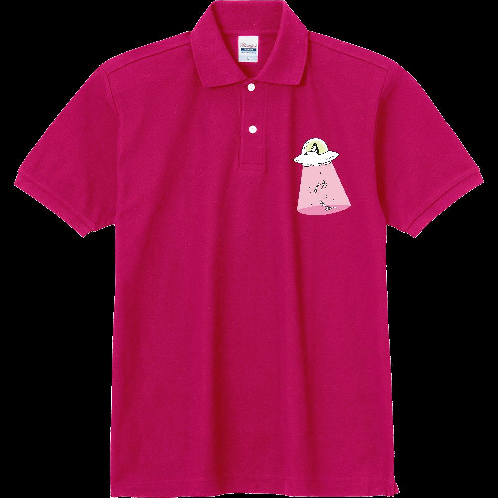 キャトるUFOペンギン 定番ポロシャツ 定番ポロシャツ