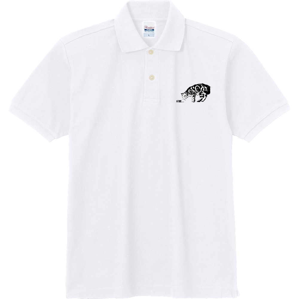 CAT_7 定番ポロシャツ