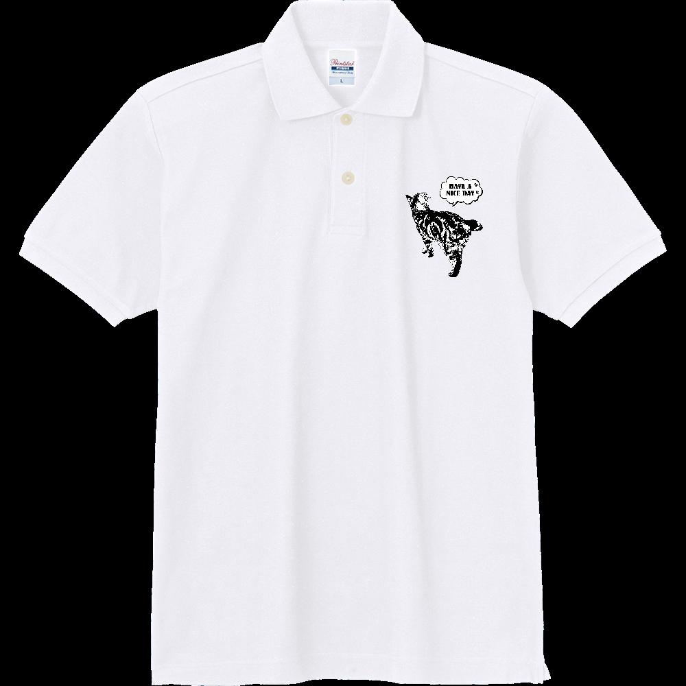 CAT_8 定番ポロシャツ