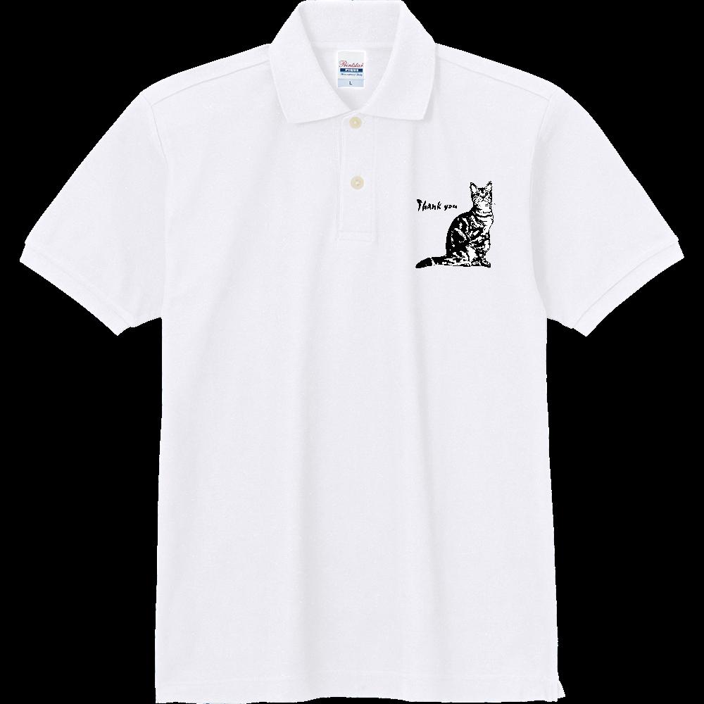 CAT_9 定番ポロシャツ