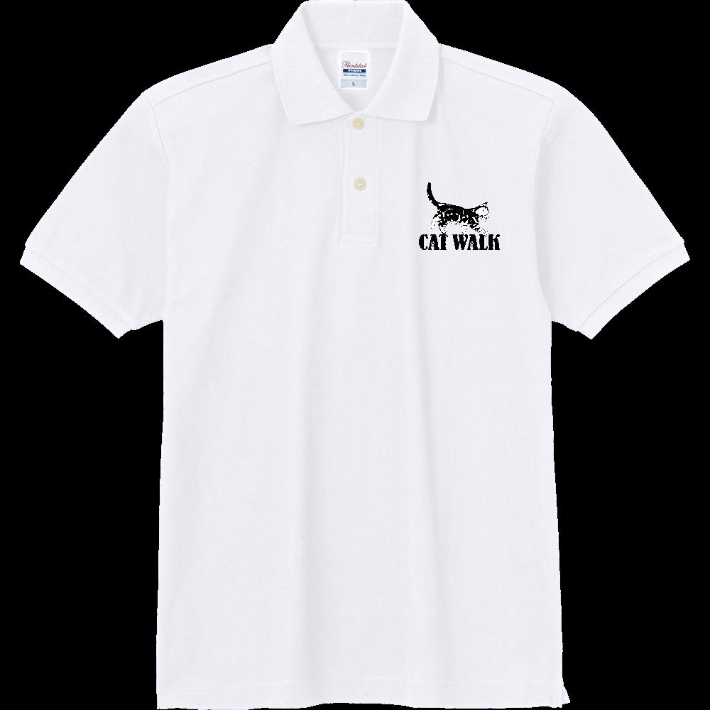 CAT_12 定番ポロシャツ