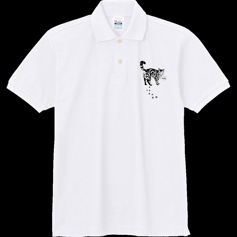 CAT_13 定番ポロシャツ