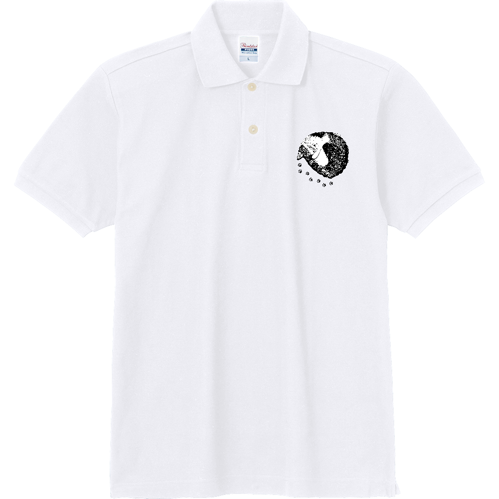 CAT_22_1 定番ポロシャツ
