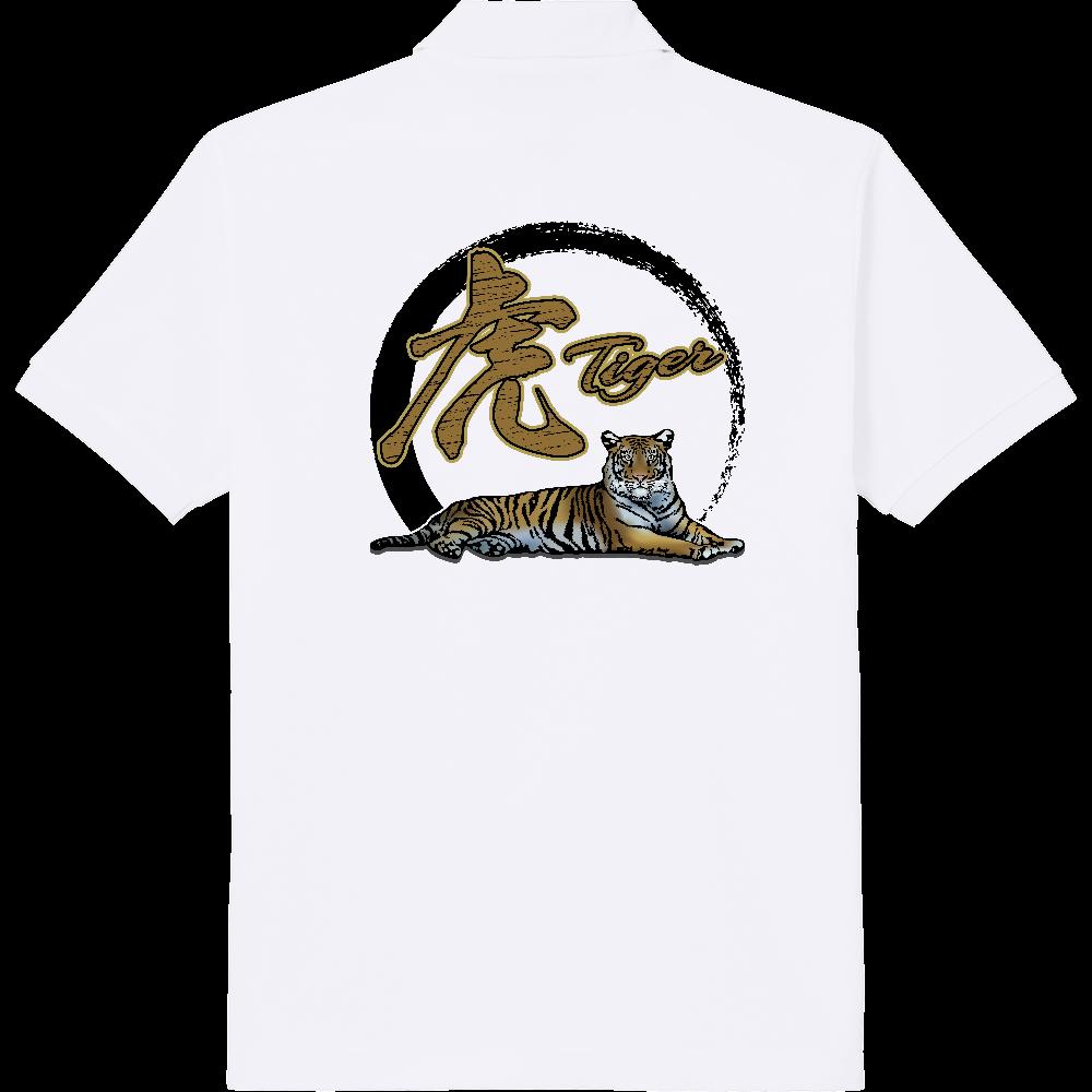 TIGER_C 定番ポロシャツ